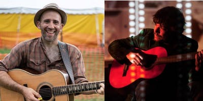 Songwriters in the Round: Justin Farren, John Elliot & Wes Collins