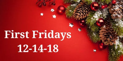 First Fridays Indianapolis December
