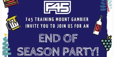 F45 End Of Year Celebrations!