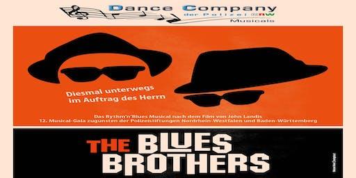 """Musical & Diner  """"The Blues Brothers""""- kaufen, ausdrucken & verschenken"""