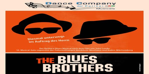 "Musical & Dinner ""The Blues Brothers""...kaufen, ausdrucken & verschenken!"