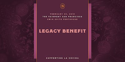 Spinsters of San Francisco Legacy Benefit Supporting La Cocina