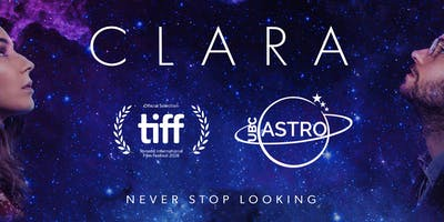 CLARA (a film pre-screening with the UBC Astronomy Club)