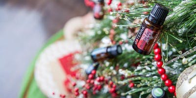 Make and Take Christmas Gifts with Essential Oils