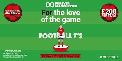 Forever Manchester Football 7\