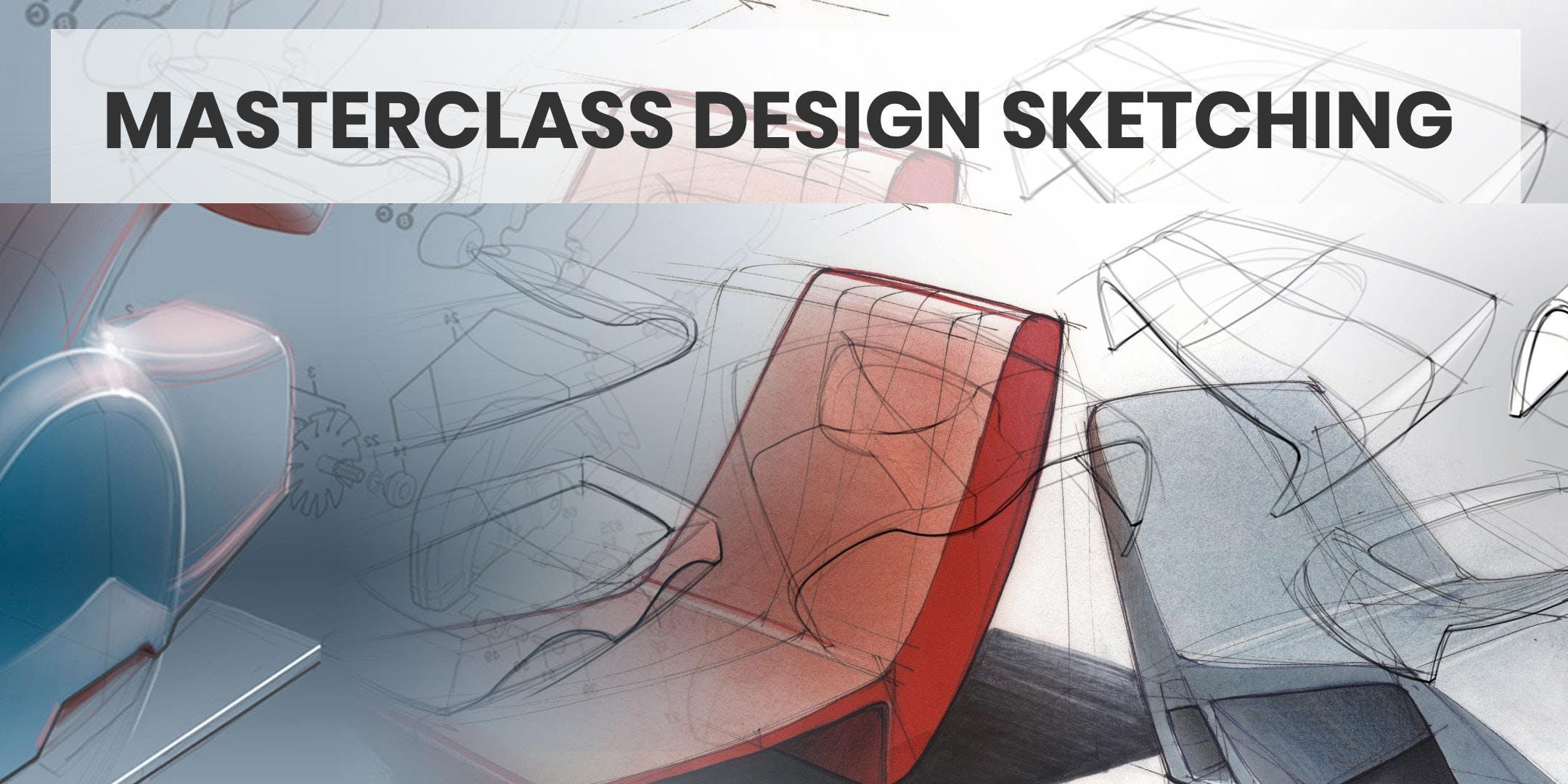 Masterclass Design Sketching
