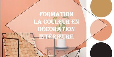 FORMATION LA COULEUR EN DECORATION