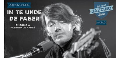 In te unde de Faber - Live at Jazzino