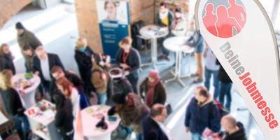 2. Jobmesse Magdeburg am 06. Februar 2019 in der Festung Mark