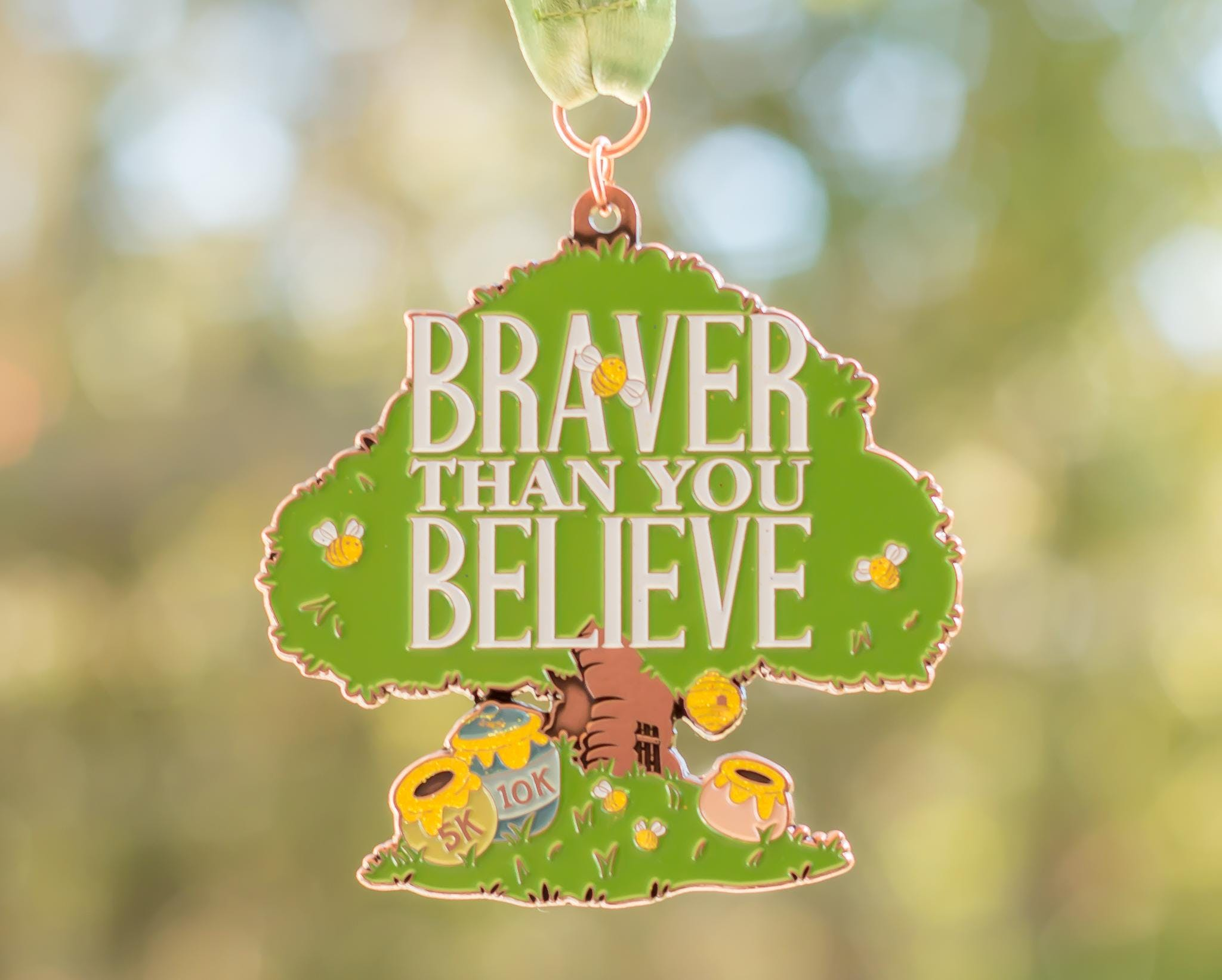 2019 Braver Than You Believe 5K & 10K in honor of National Winnie the Pooh Day - Scottsdale