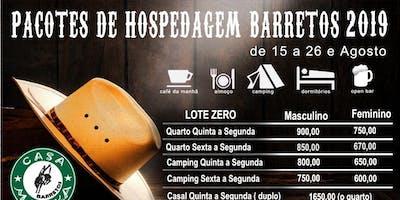 HOSPEDAGEM CASA MALUKA - BARRETOS 2019