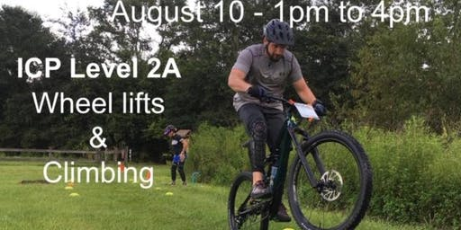 AJ'S MOUNTAINBIKE SKILLS CLINIC : Cornering ,Switchback  & Small Circle