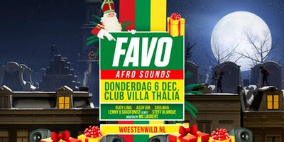 FAVO X Afro Sounds