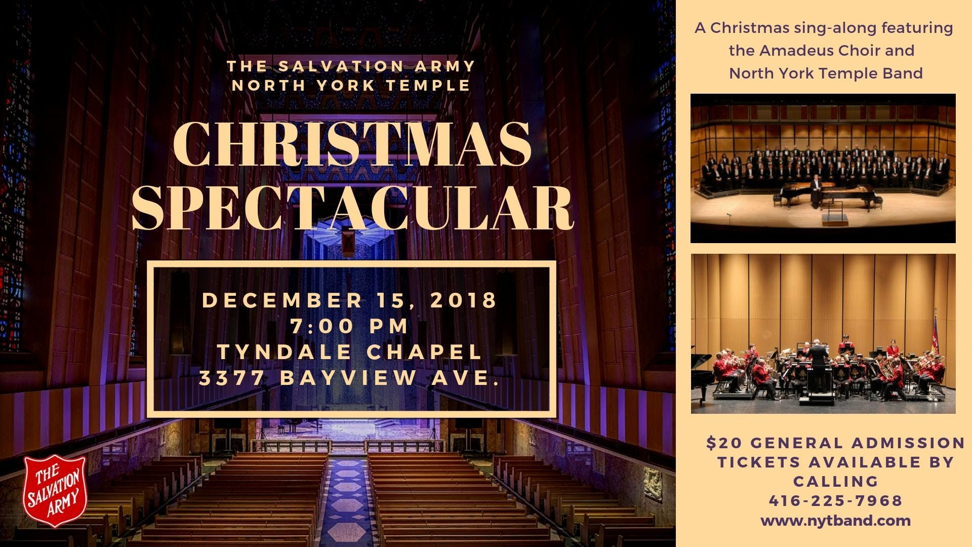 Christmas Spectacular - 15 DEC 2018