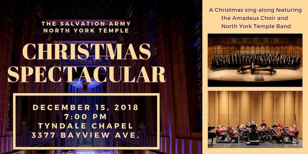 Christmas Spectacular Tickets, Sat, Dec 15, 2018 at 7:00 PM | Eventbrite