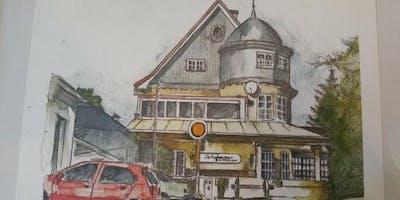 Mittwochs Live-Musik im Schaberger Bahnhof