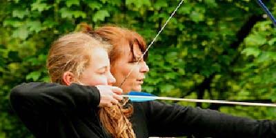 Junior Longbow at Tatton Park
