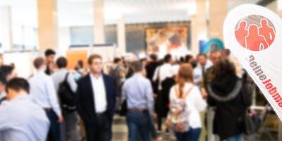 9. Jobmesse Nürnberg am 13. Februar 2019 in der Meistersingerhalle
