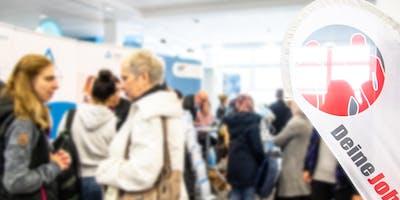 13. Jobmesse Chemnitz am 14. Februar 2019 im Stadion Chemnitz