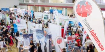 4. Jobmesse Erfurt am 13. März 2019 in der Thüringenhalle