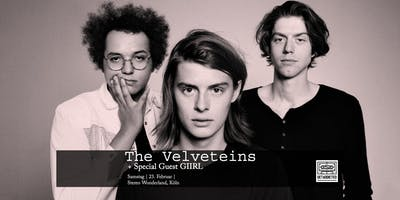 The Velveteins (Fierce Panda/CAN) + Support: GIIRL | Köln