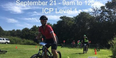BICP LEVEL 1 - UNI MOUTAINBIKE SKILLS 3 ESSENTIALS & 10 FUNDAMENTALS