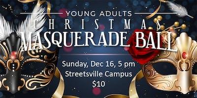 Young Adults-Christmas Masquerade Ball