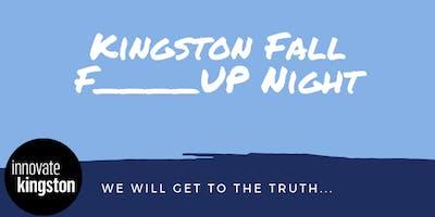 Kingston Fall F___UP Night
