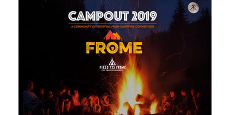 Campfire Convention Campout 2019 tickets