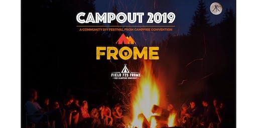 Campfire Convention Campout 2019