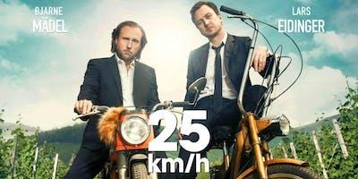 KINO: 25 km/h