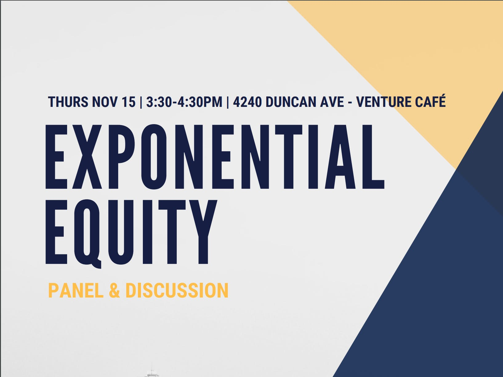 Exponential Equity Panel