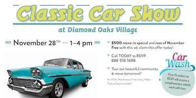 Classic Car Show At Diamond Oaks Village Bonita Springs November