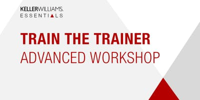 Train the Trainer Advanced with Dick Dillingham