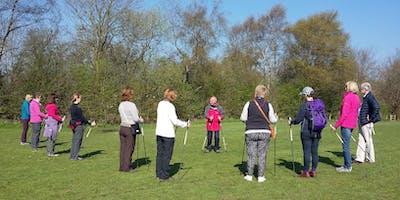 Learn To Nordic Walk - July - Macclesfield