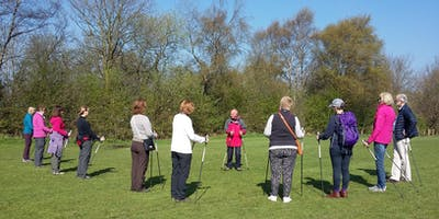 Learn To Nordic Walk - August - Poynton