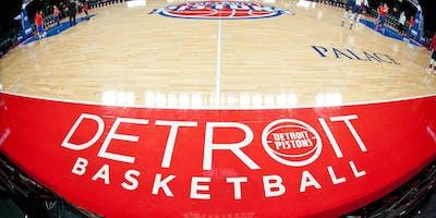 Pistons Game Shabbat