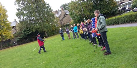 Learn To Nordic Walking - October - Bollington tickets