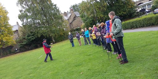 Learn To Nordic Walking - October - Bollington