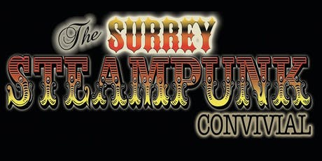 TRADERS MARKET at The August 2019 Surrey Steampunk Convivial tickets