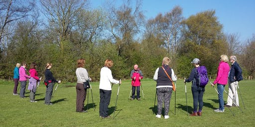 Learn To Nordic Walk - December - Poynton