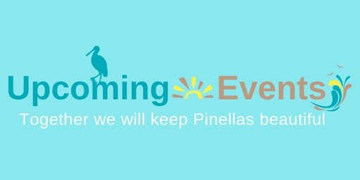 Keep Pinellas Beautiful - Upcoming Events