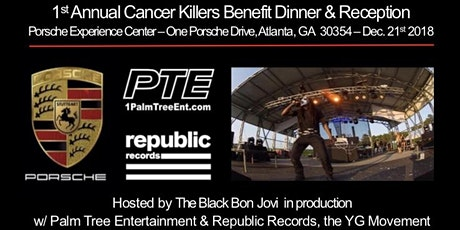 THE FIRST ANNUAL 2019 CANCER KILLER HOLIDAY BENEFIT DINNER   tickets