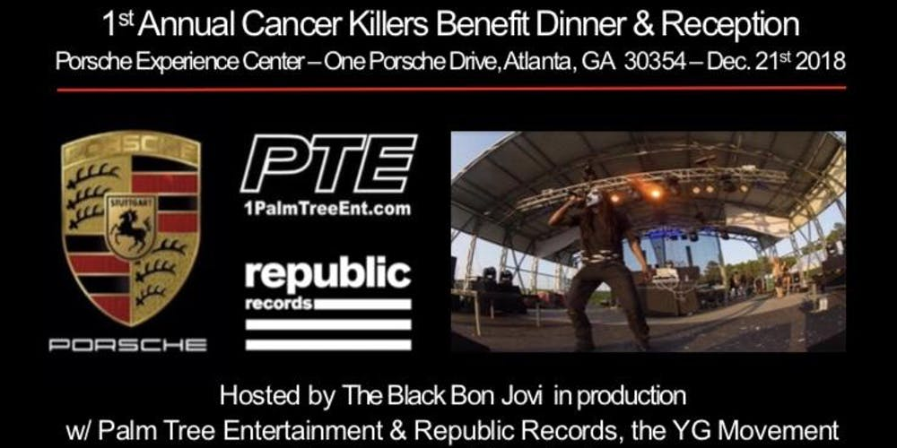 THE FIRST ANNUAL 2019 CANCER KILLER HOLIDAY BENEFIT DINNER