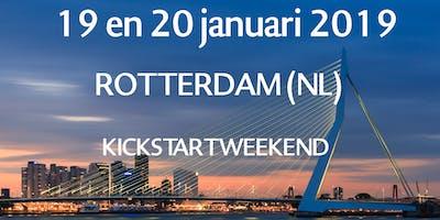 Kickstart weekend Rotterdam 19 en 20 januari 2019