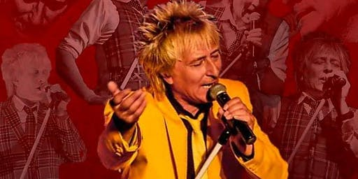 Rod Stewart Tribute Night with Full Band