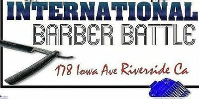 International barber &beauty battle