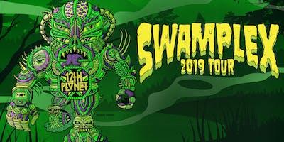 12th Planet: Swamplex 2019 Tour feat Gentlemens Club & Shlump (Albuquerque, NM)