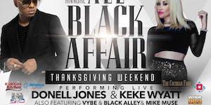 DONELL JONES & KEKE WYATT LIVE @ The 15th Annual All...
