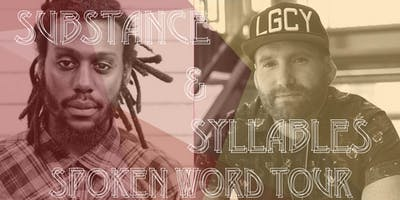 Substance & Syllables Tour ft. Propaganda & Poet Reason